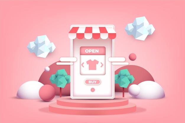 shopping experience customer