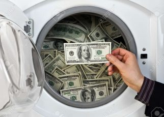 different stages of money laundering
